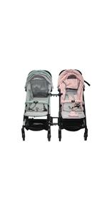 Stroller Connectors for Babyzen YOYO YOYO+ Strollers · Stroller Connectors, Fits Most Strollers