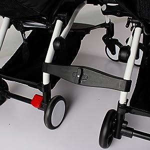 Amazon.com: carriola Conectores para Babyzen YoYo Yoyo + ...
