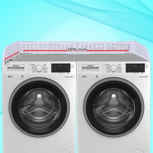washer and dryer accessories eep Laundry from Falling Behind Your Washer/Dryer