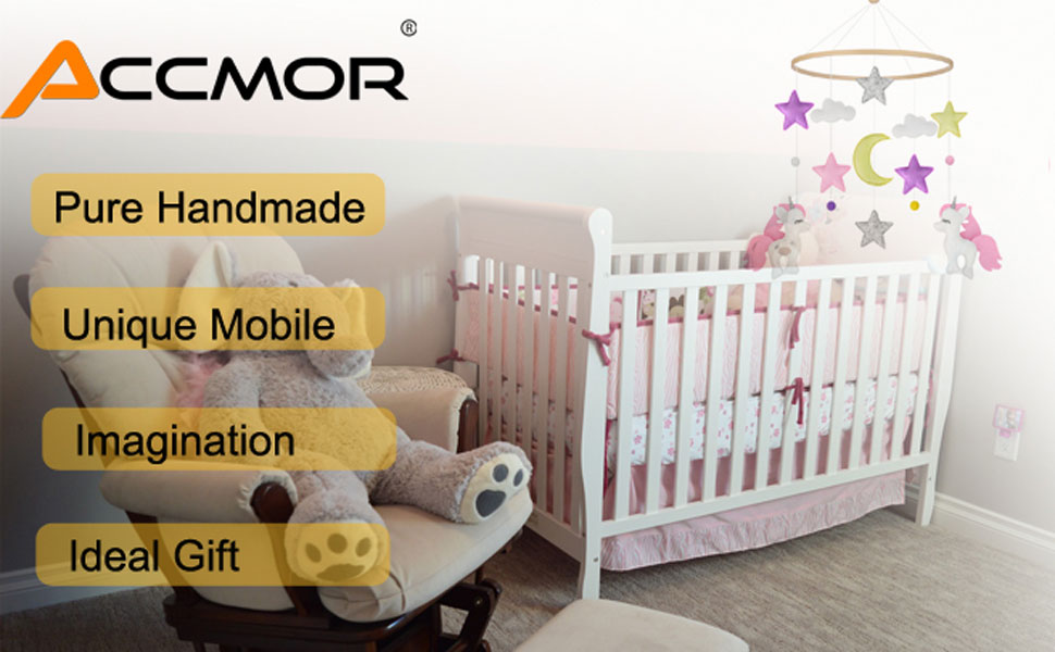 Amazon.com: Baby Crib Móvil, Airplanes & Cloud bebé móvil ...