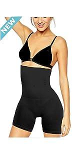 05aebde1ae230 ... Waist Cincher Body Trainer thigh Slim Thong Girdle Faja spanx Tummy  Control shorts Shapewear