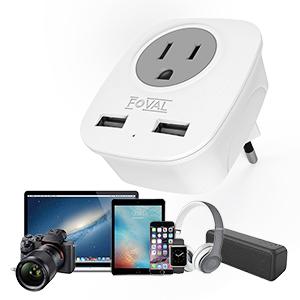 Plug adapter Travel adapter Travel plug adapter Travel adapter type c travel adapter France