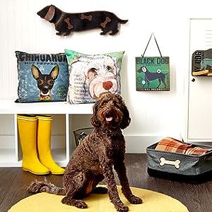 dog puppy accessories home decor storage bin dog toys pet