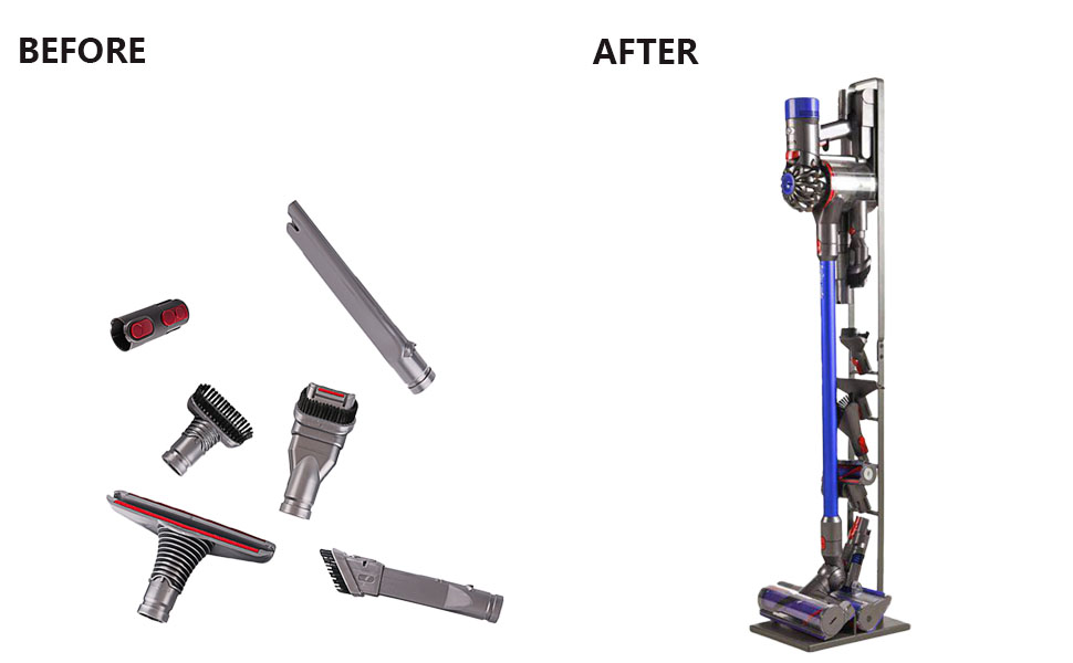 DYSON VACUUM STAND