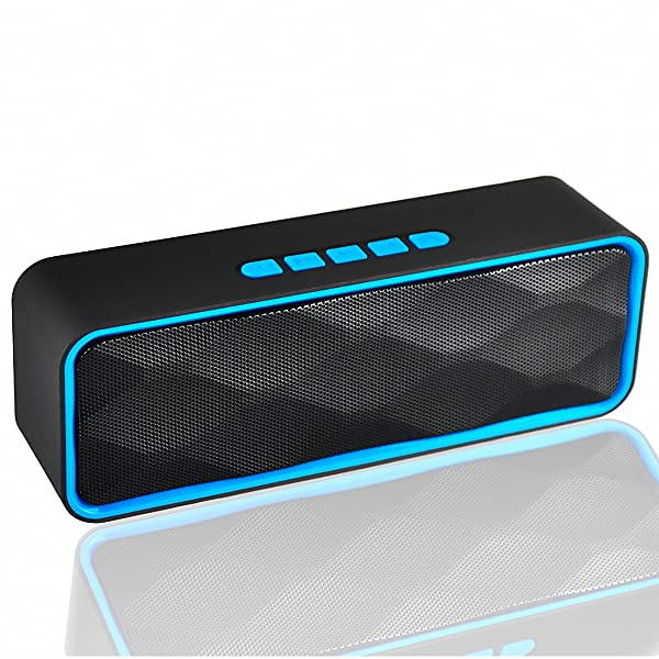 Amazon.com: Brightshow Mini Portable Wireless Bluetooth