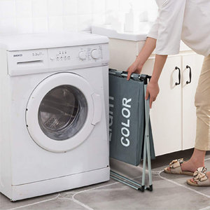 Foldbale laundry hamper
