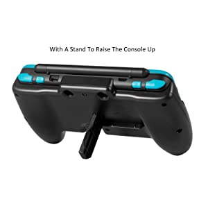 Amazon Com New Nintendo 2ds Xl Grip Younik Handle Grip