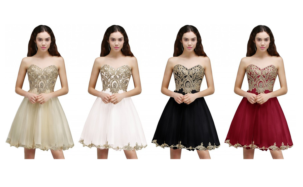 57ee2b02db4 homecoming dresses cocktail gowns prom evening bridesmaid wedding dress