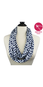 Infinity scarfs for women lightweight summer, Infinity scarfs with pocket, Infinity scarfs