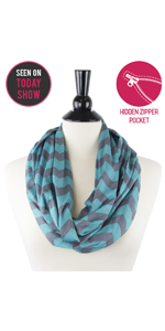 infinity scarves with hidden pockets, infinity scarves for spring, infinity scarves for women summer