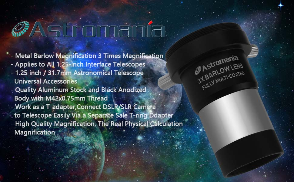 Telescope lenses amazon
