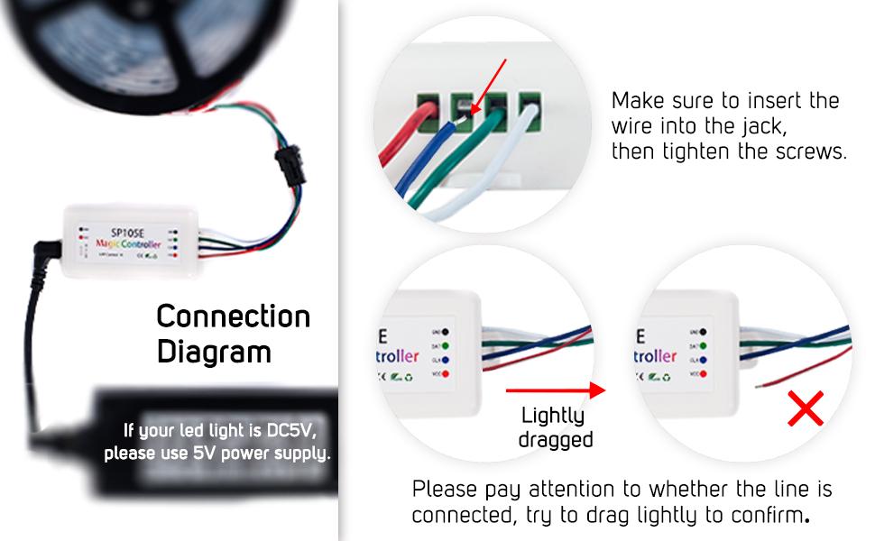 Fm Y Bgqx Ux Ttw on Wiring Diagram For Rgb Led Strip Lights