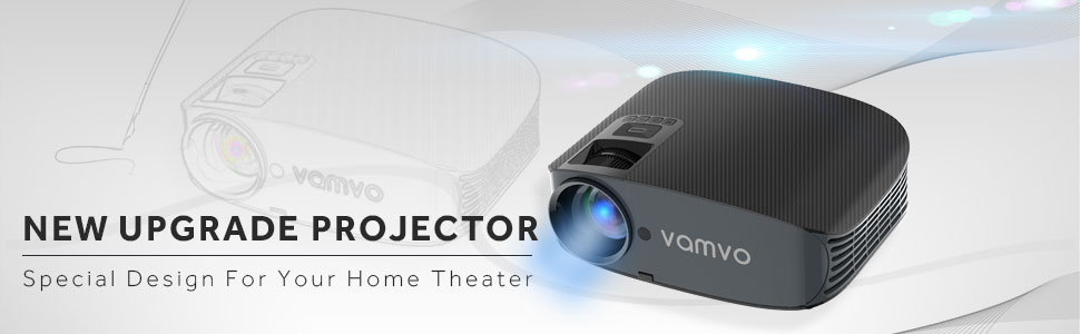 Vamvo projector troubleshooting