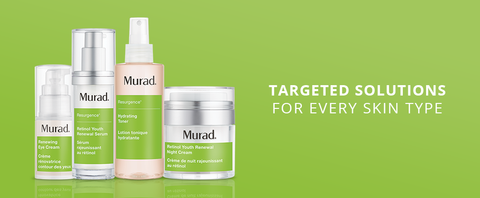 Murad Resurgence Renewing Eye Cream - Step 2 Treat/Repair (0 5 fl oz), A  Multi-Action Anti Aging Cream