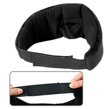 , Sleep Headphones -Bluetooth Travel Eye Mask for Sleeping, Noise Cancelling Wireless Sleeping Mask, Luxoney