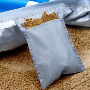 Beach Blanket Sandbag