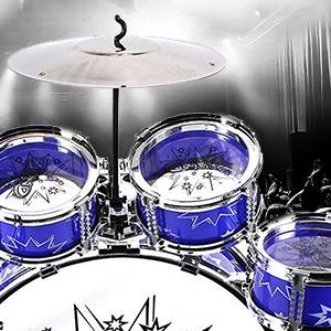 Toyvelt drums jazz drums set