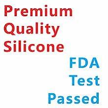 FDA test passed premium quality silicone