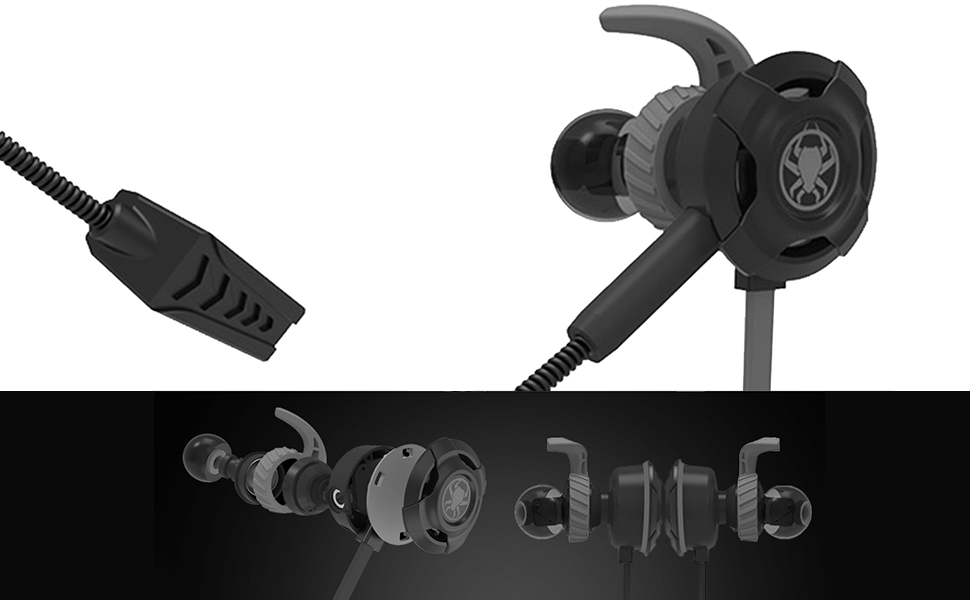 Wired E-Sport Earphone