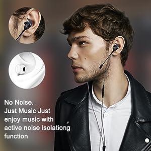 earphone double bass computer pc laptop cellphone iphone samsung
