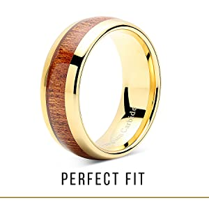 tungsten rings for men women