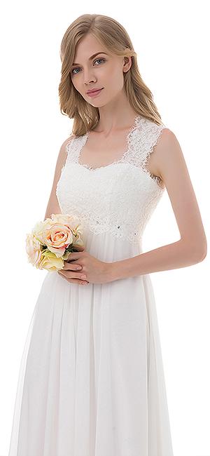 Evening Bridal Dress