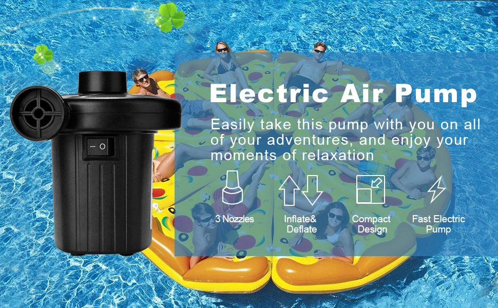 YANX Electric Air Pump
