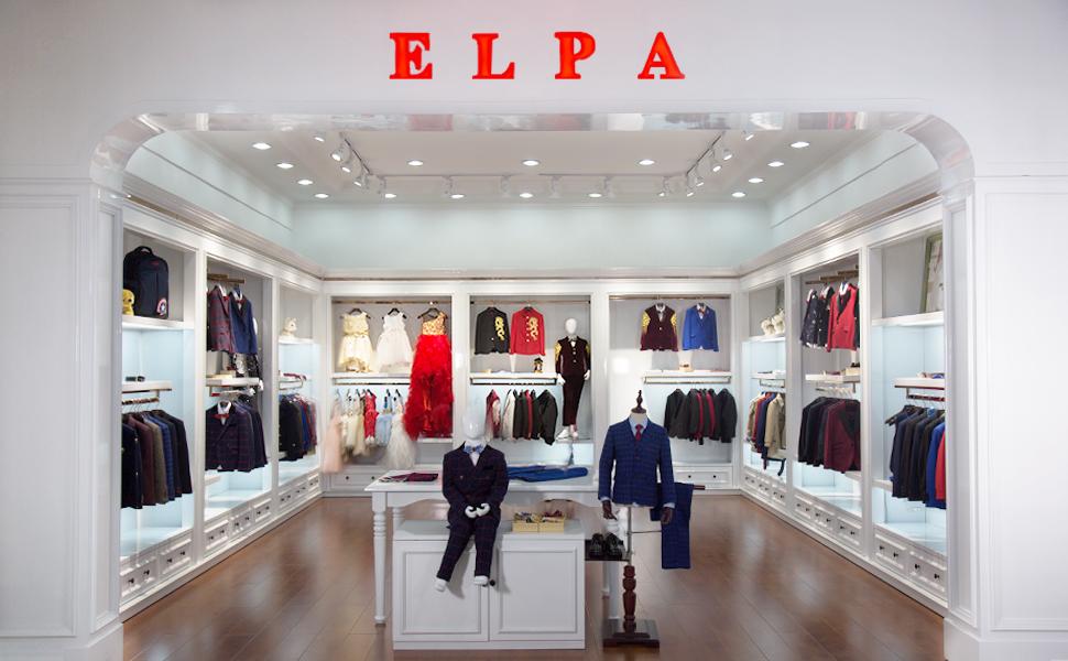 ELPA ELPA BOY SUIT
