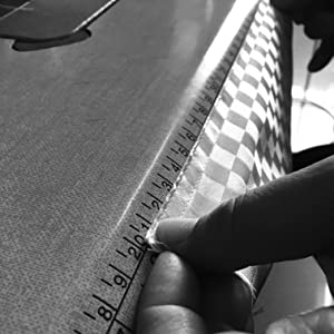 Measurement check for clairevoire digital piano dust covers