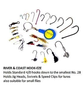 Fishing hooks knot Helper Fastening sea rivers lakes baits bait line