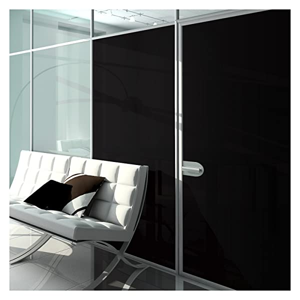 Amazon Com Bdf Blkt Window Film Blackout Privacy 36 Quot X