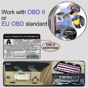 HUD OBE II EU OBD