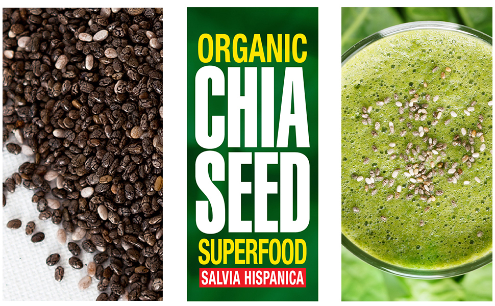 chia, sanar, linaza, superfood, linaza molida, chia seed, diet,