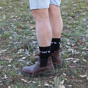 mens heavy thick socks