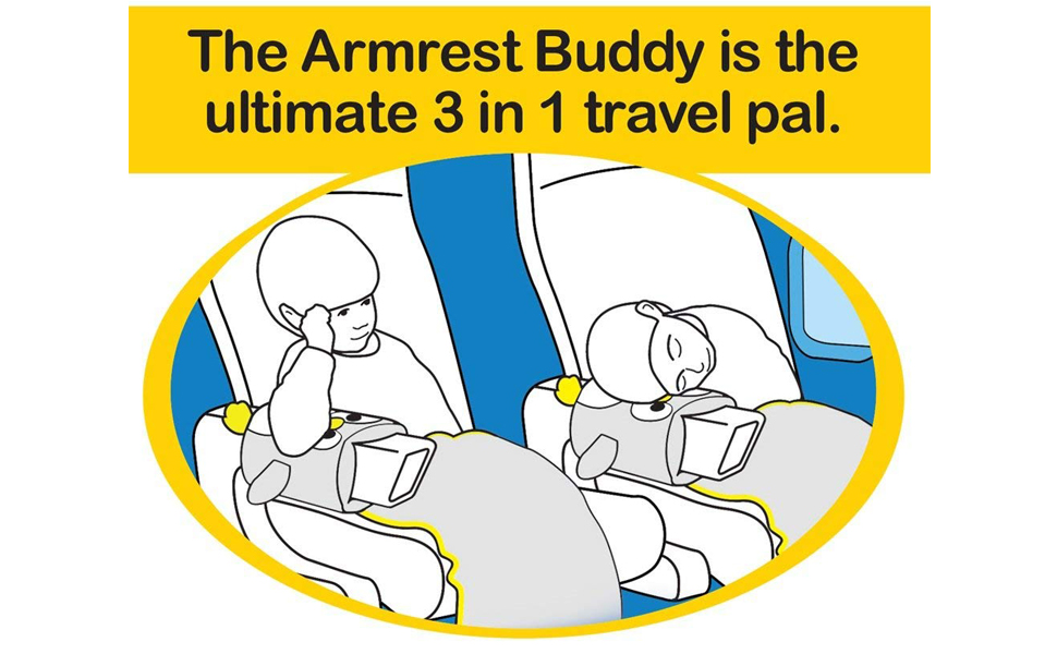 kids travel pillow