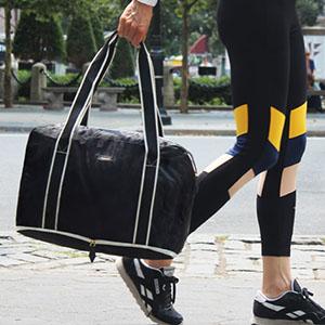 Paravel, Fold up Bag, Duffle Bag, Nylon Bag