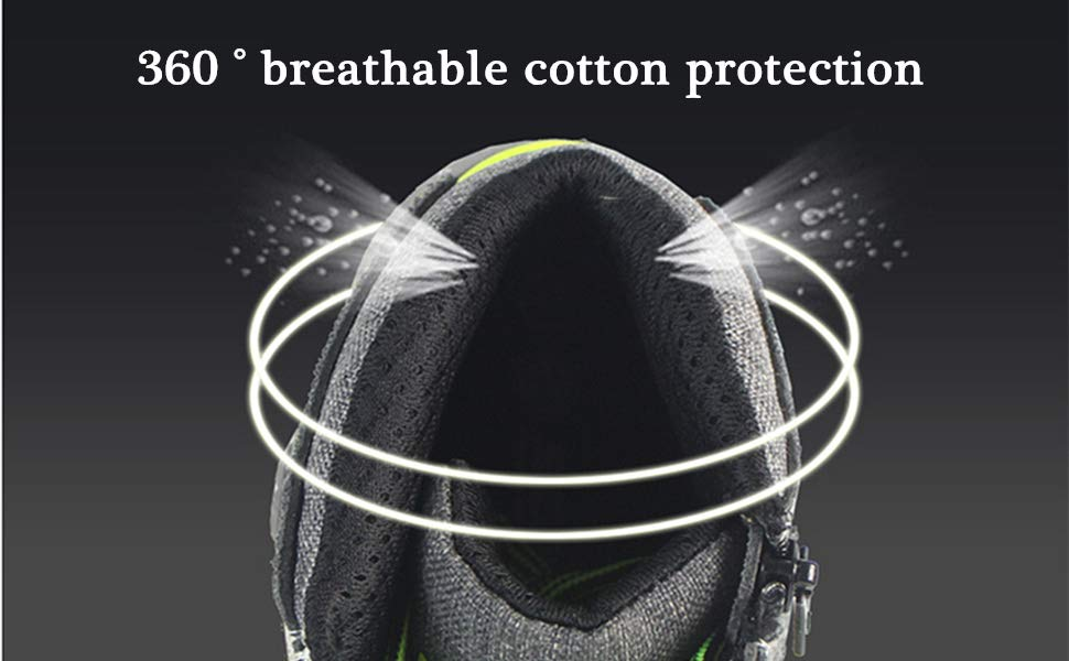 breathable cotton protection
