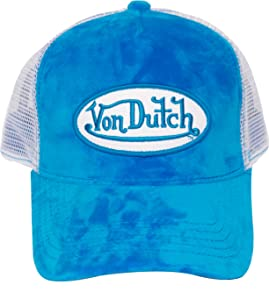 9f0c7224 The Original Trucker Hat! Von Dutch is Alive and well! Bringing you a blast  from the past with our velvet trucker hats. Hat pictured above is featured  in ...