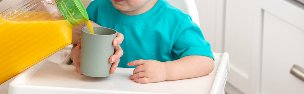 weesprout bamboo toddler cups