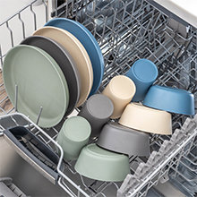 dishwasher and freezer safe