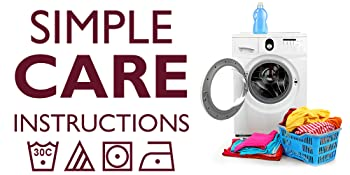 Flannel Pajamas Care Instructions