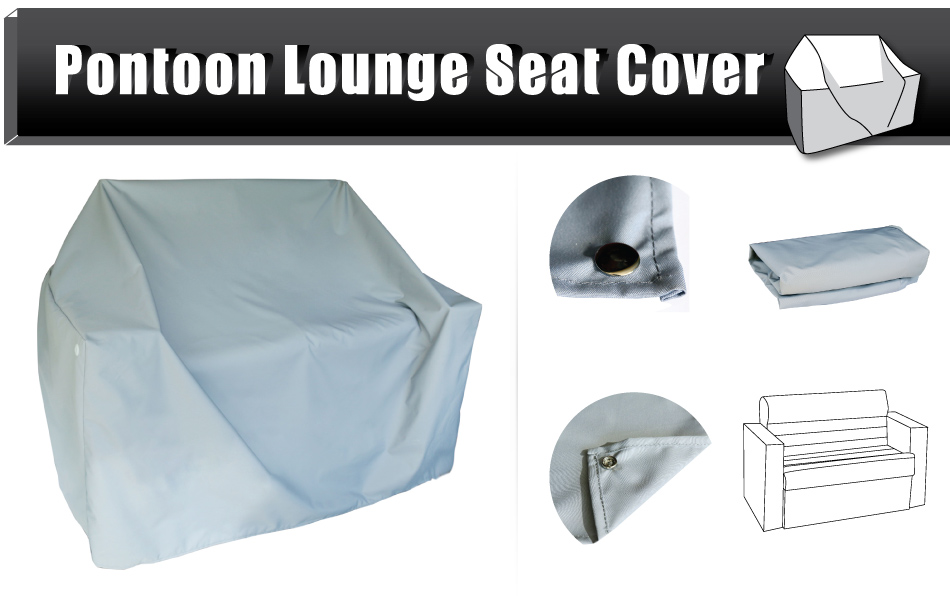 Cover   Pontoon Boat Seats