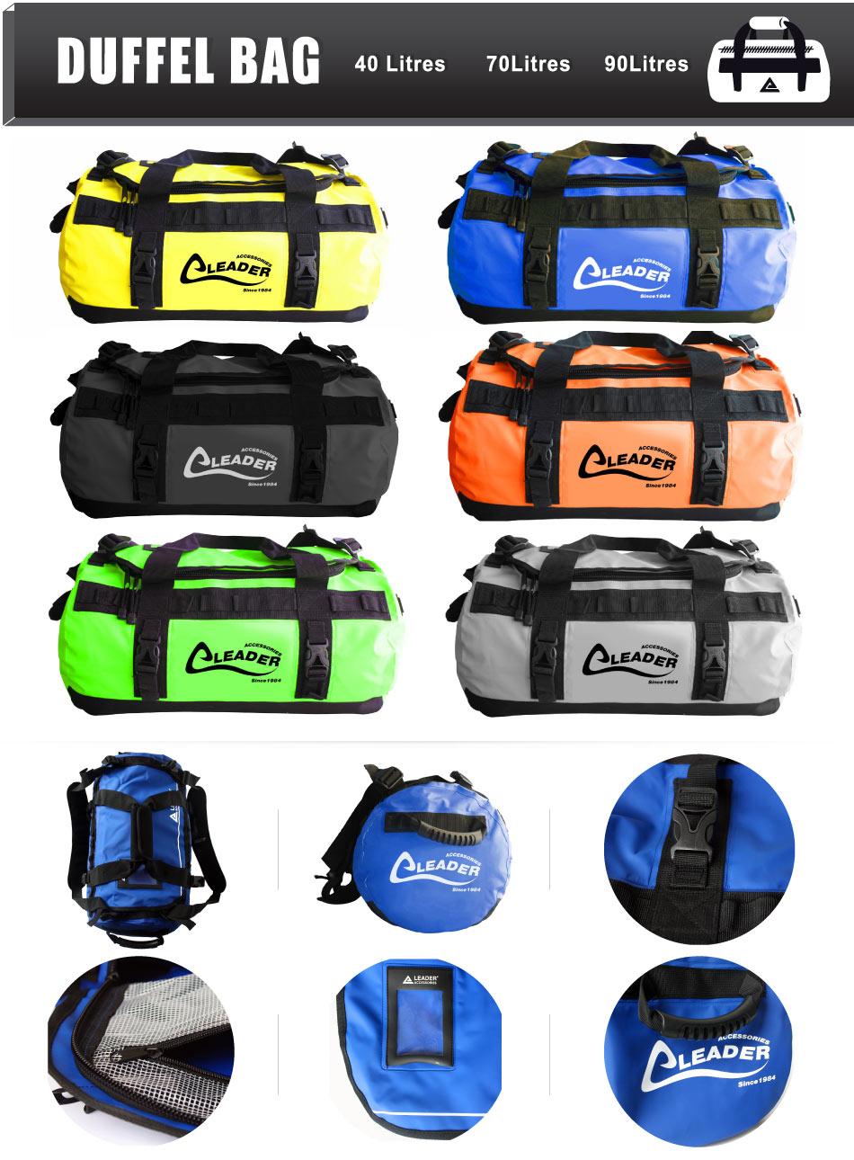 Amazon.com  Leader Accessories Deluxe Water Resistant PVC Tarpaulin ... 97553ecb0a949