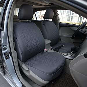 Amazon Com Leader Accessories Auto Universal Car Truck Seat Covers