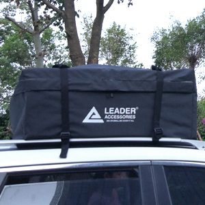 Waterproof Design Protects Cargo Roof Bag Against Road Grit Sun Wind And Rain