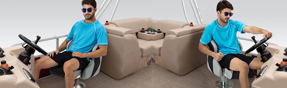 leader accessories boat seats