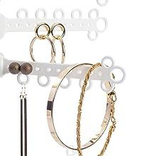 Earrings bracelets