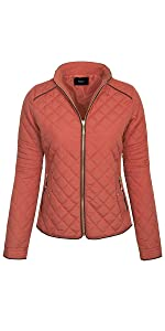 b91e57f8079 KOGMO Womens Quilted Fully Lined Lightweight Zip Up Jacket S-3X · KOGMO  Womens Quilted Fully Lined Lightweight Zip up Vest S-3X · KOGMO Womens  Quilted Fully ...