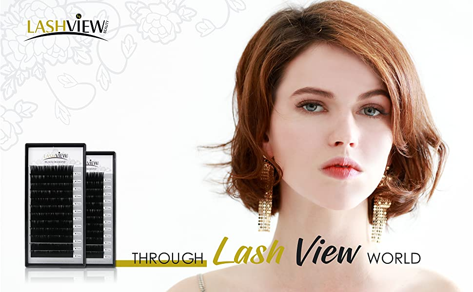 LASHVIEW EYELASH EXTENSIONS
