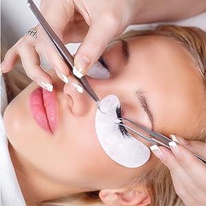 Flat Eyelash Extension